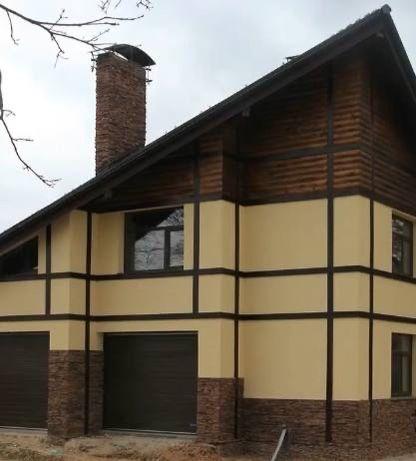 Утепление фасадов, ремонт и отделка домов