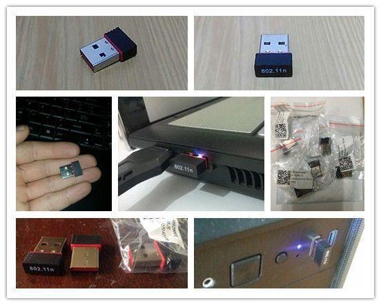 USB Wi-Fi адаптер 150 Мбит для ноутбука