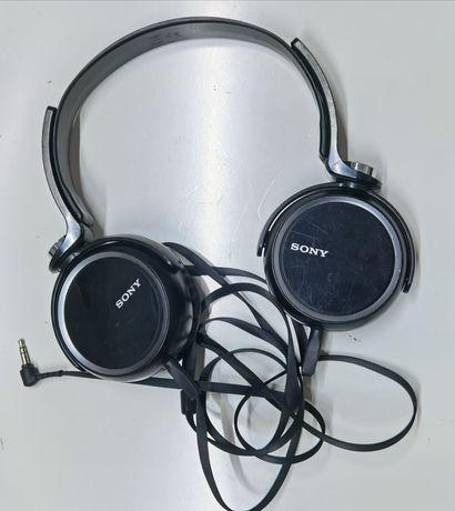 Słuchawki Sony MDR XB400. Nowe nauszniki. Wysyłka.