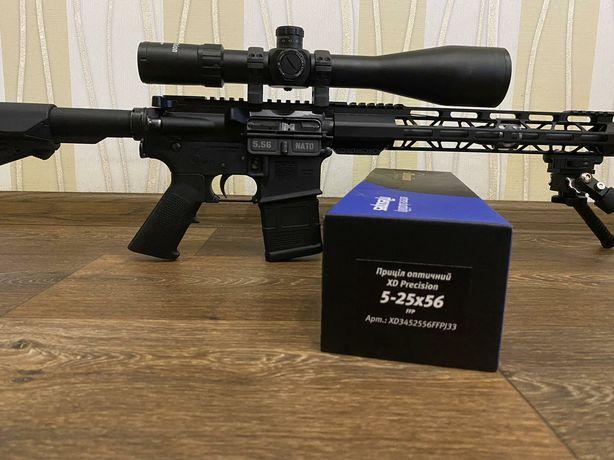 Продам прицел XD Precision 5-25x56 FFP с блендой