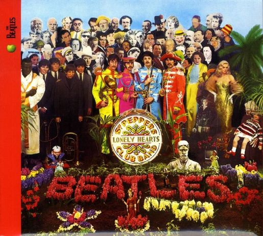 CD Beatles- Sgt. Pepper's Lonely Hearts Club Band (Remastered)