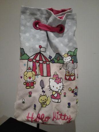 Saco mochila de Criança da Hello Kitty
