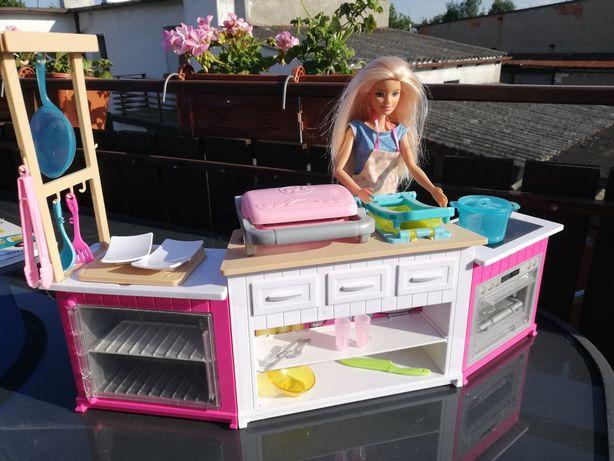 Kuchnia Barbie Mattel