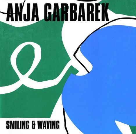 ANJA GARBAREK - SMILING & WAVING -CD - płyta nowa , zafoliowana