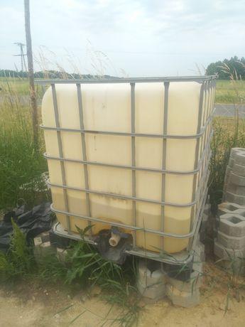 Mauzer, zbiornik na deszczówkę, 1000 litrów
