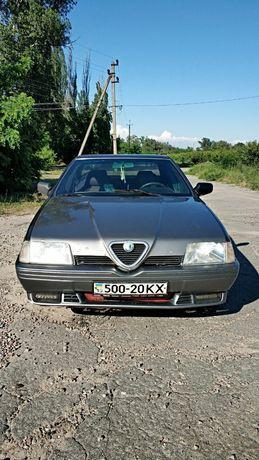 Продам машину Альфа Ромео 164