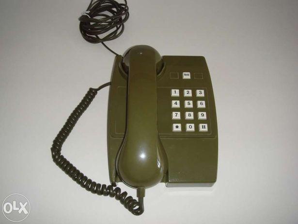 Telefone teclas antigo
