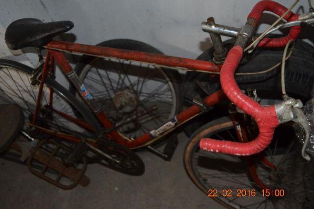 Bicicleta antiga Orbita de ciclismo