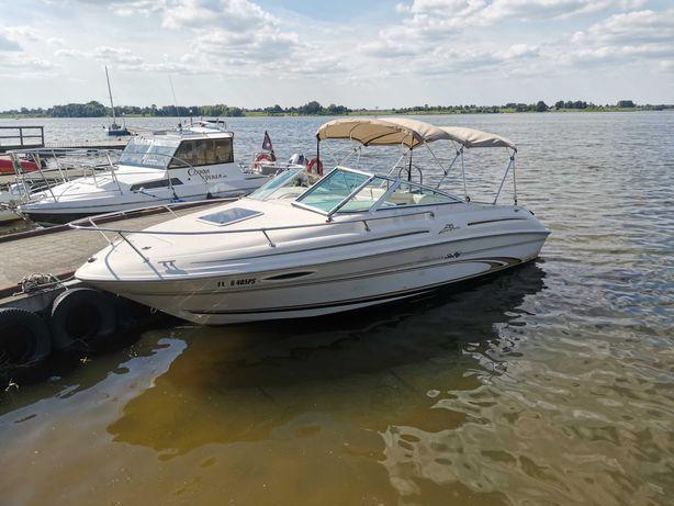 Łódka motorowa Sea Ray 215