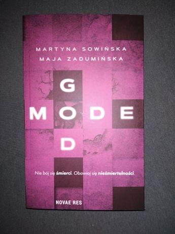 """""""God mode"""" Martyna Sowińska, Maja Zadumińska"""