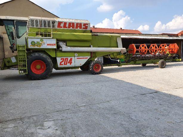 Claas Mega 204 c510