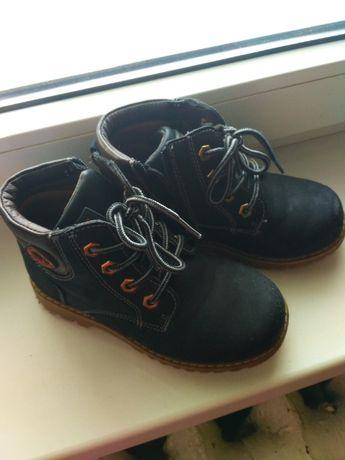 Детские ботинки 30р