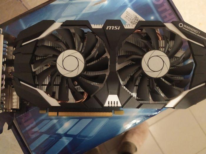 MSI GeForce GTX 1060 3GT OC Черкассы - изображение 1