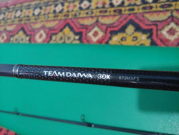 Спиннинг Daiwa 3DX