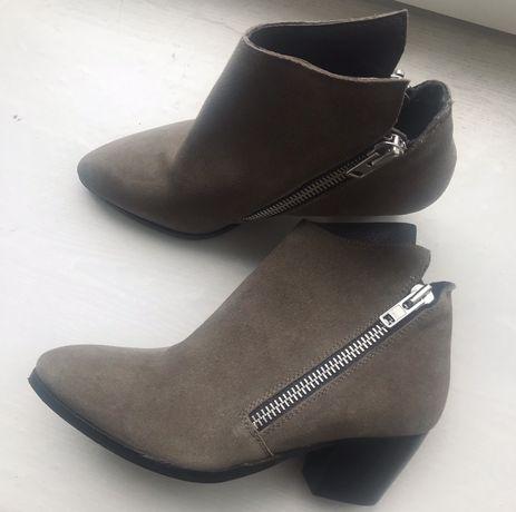 Ботинки ботильоны Matisse замша