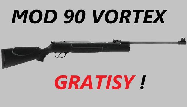 05431 Wiatrówka Karabin Hatsan MOD 90 VORTEX GRATISY !!! NOWA WYSYŁKA