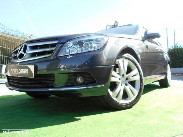 Mercedes-Benz C 200 CDi Classic Aut.