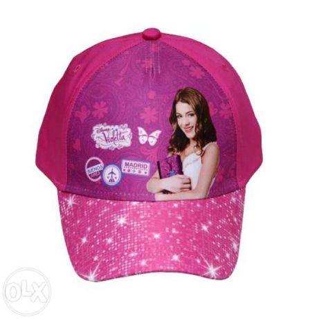 czapka Violetty rozm 54