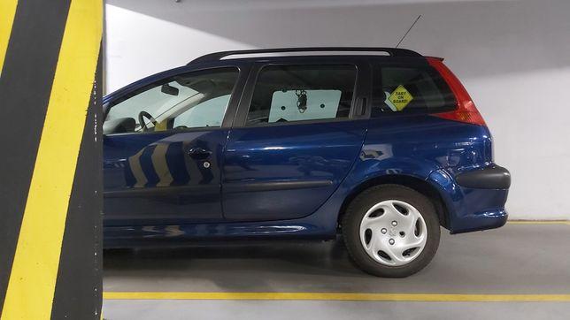 Peugot 206sw / Пежо 206sw 1.4 бензин