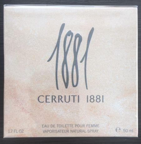 Cerruti 1881 Pour Femme туалетная вода 50 мл
