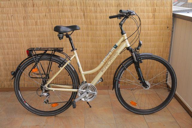 Damski rower trekkingowy KROSS TRANS PACIFIC