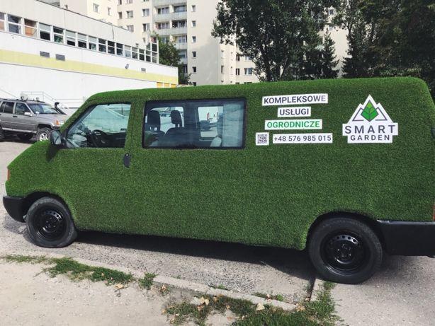Zakładanie Trawników Systemy Nawadniające Usługi Ogrodnicze Pielęgnacj