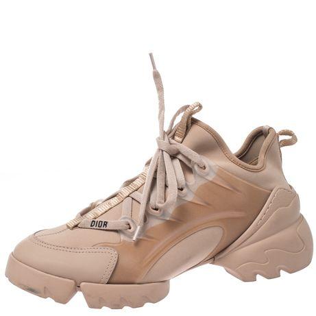 Dior sneakers sneakersy nude beżowe rozmiary 36-42 3 kolory