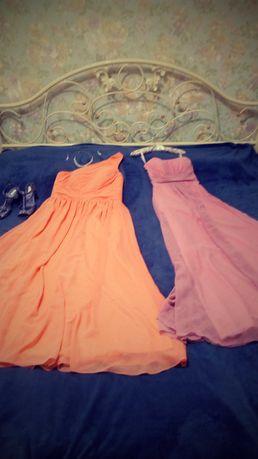 свадебное 42-44 выпускное вечернее платье 44-46 р, 46-50 р.160-170 см