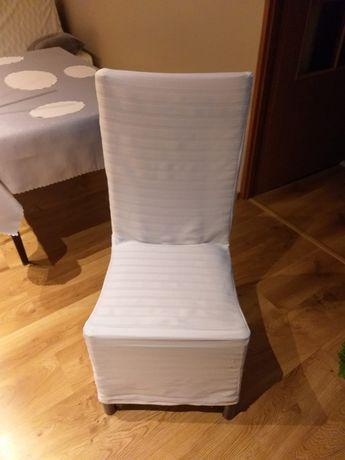 Krzesło z pokrowcem 4 sztuki