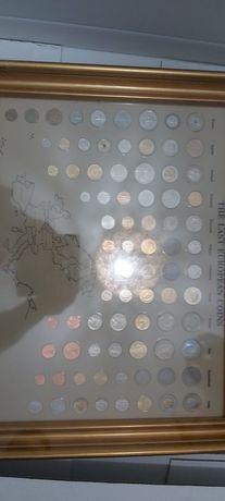 Colecção de moedas
