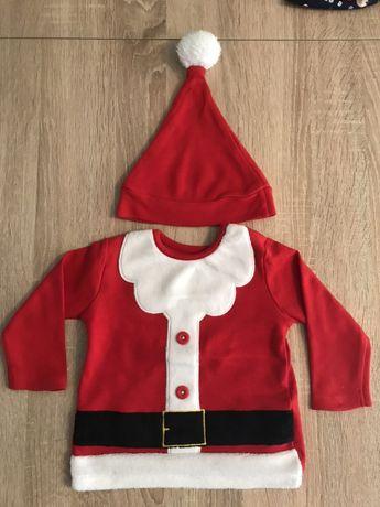 Ubranka Świąteczne 68cm! Stan Idealny