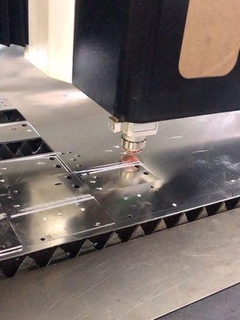 Лазерная резка, гибка, полный цикл в металообработке и электротехнике.