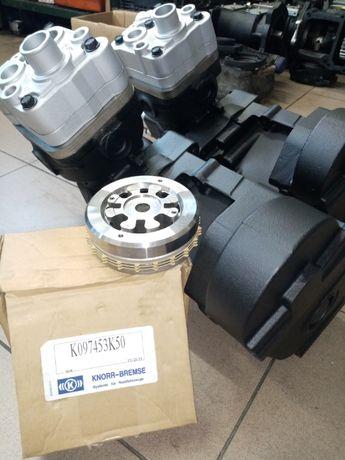 sprezarka powietrza Man TGX LS 3907