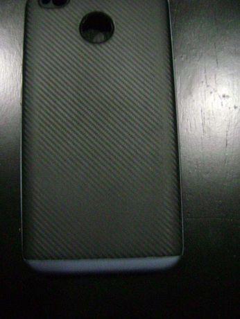 capa Xiaomi redmi 4 x Vidro temperado NOVA