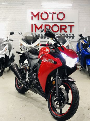 Идеальный мотоцикл Honda CBR 2014г КРЕДИТ только из Японии+оформление