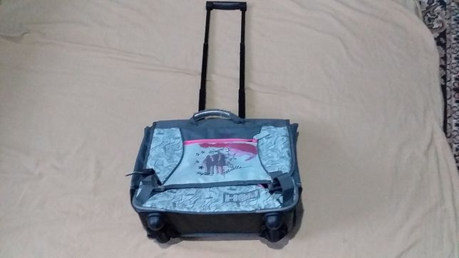 Тележка (сумка/ рюкзак) кравчучка,тачка хозяйственная на колесиках