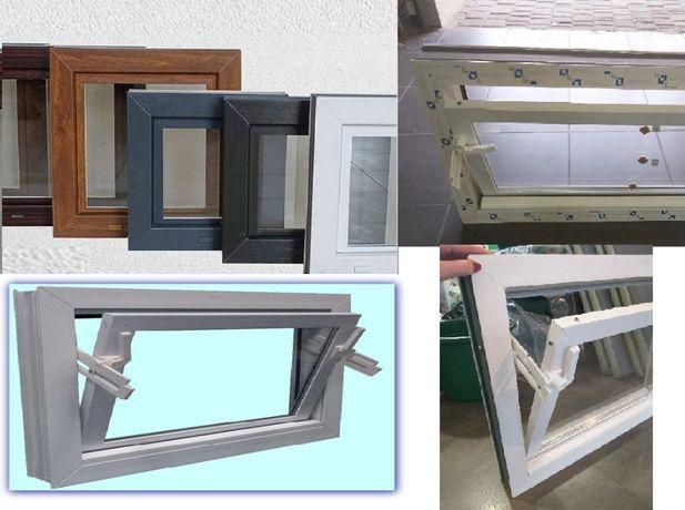 Okno inwentarskie do stajni, obór, garaży - różne rozmiary