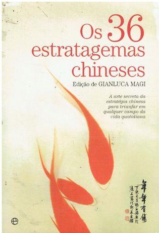 9946 Os 36 Estratagemas Chineses de Gianluca Magi