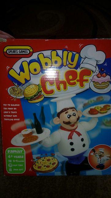 Настольная игра Wobbly Chef