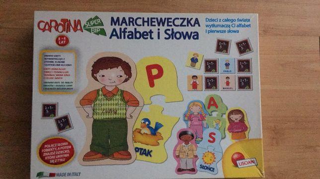 Gra Marcheweczka