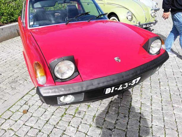 VW PORSCHE 914 1.7