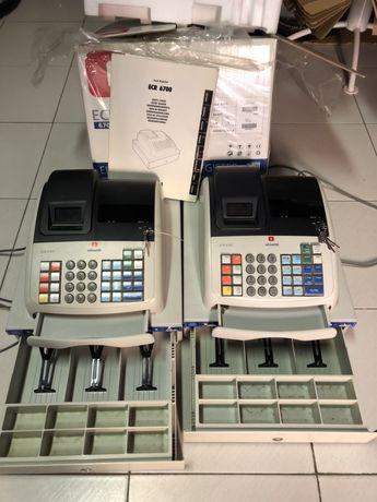 Registadora Olivetti ECR 6700 2 unidades