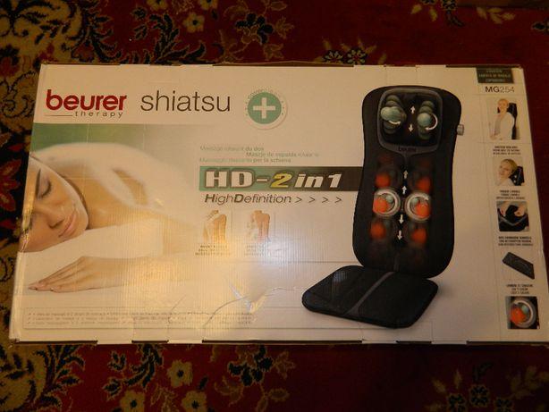 Masażer, Mata do masażu Beurer shiatsu mg 254
