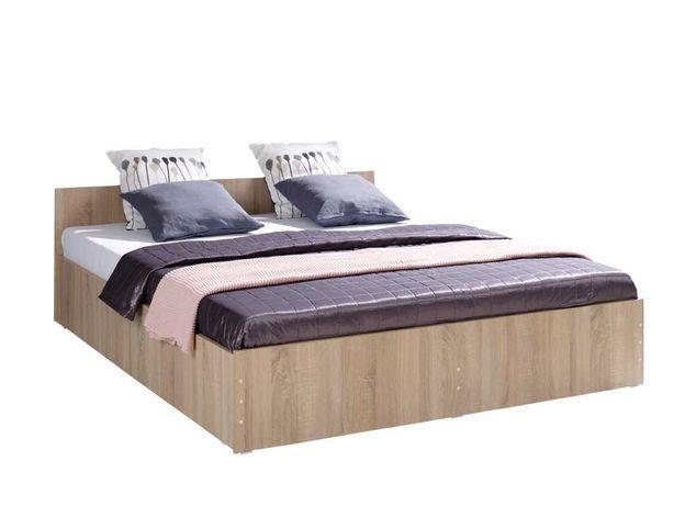 Nowe Łóżko Sypialniane z Materacem 160 x 200 + Stelaż Mega Promocja