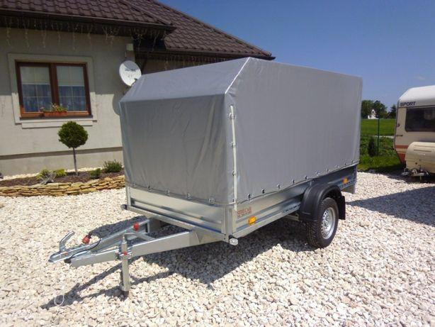 Przyczepa Przyczepka Samochodowa SIDECAR 280x146 750 kg Nowy Sącz