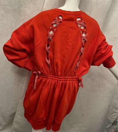 Tommy Hilfiger x Gigi Hadid sukienka bluza dres