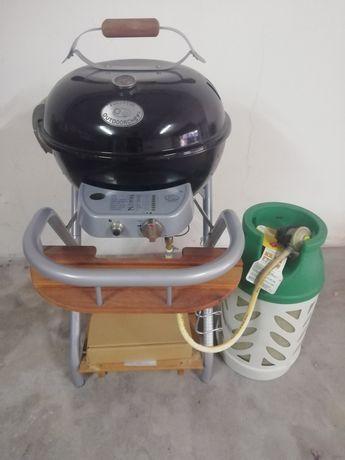 Grelhador (barbecue) a gás