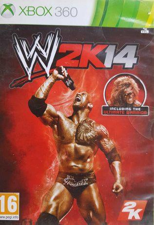 WWE 2K14 XBOX 360 Używana Kraków
