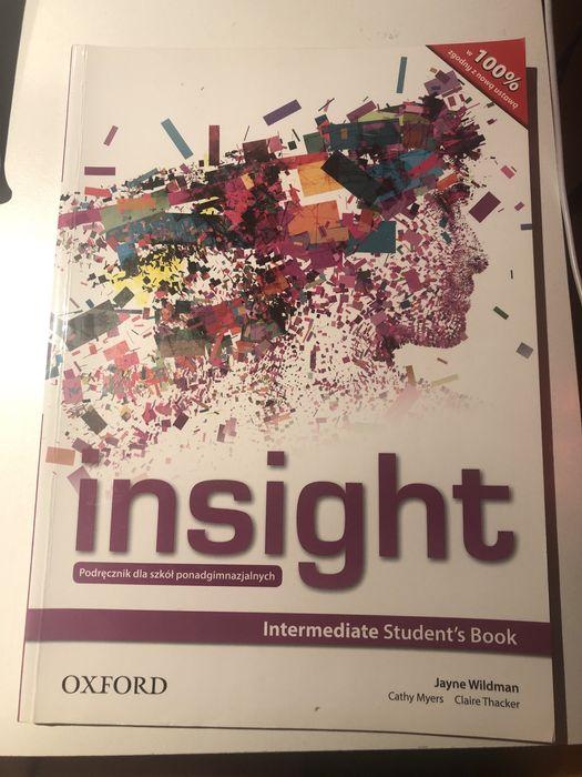 Podrecznik do angielskiego insight intermediate student's book Tarnowo Podgórne - image 1
