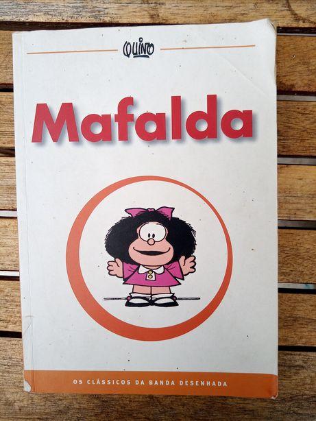 Livro da Mafalda quino